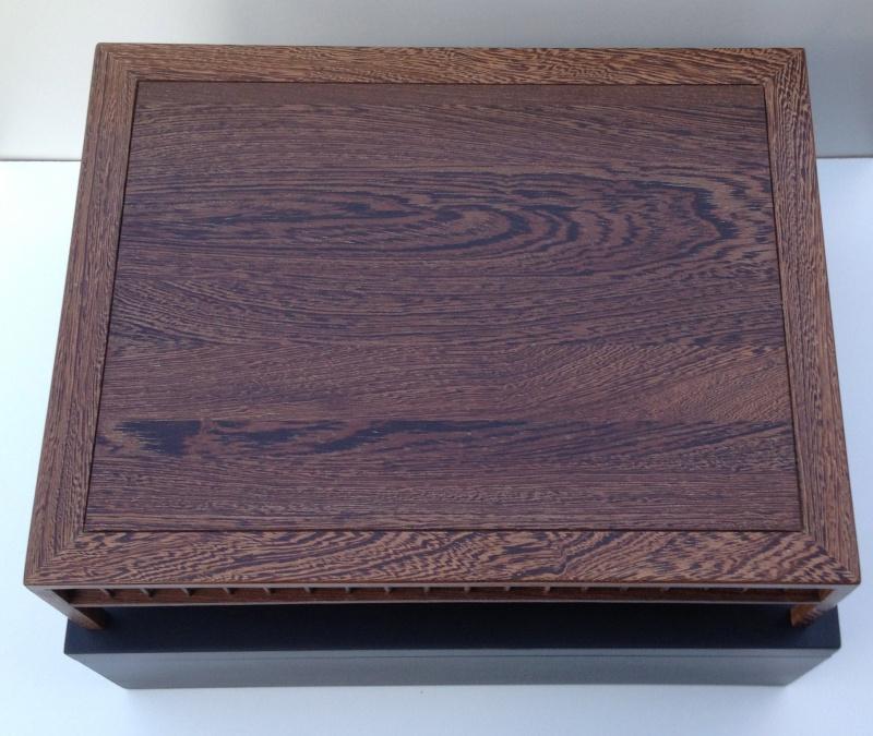Wenge bonsai table Img_4214