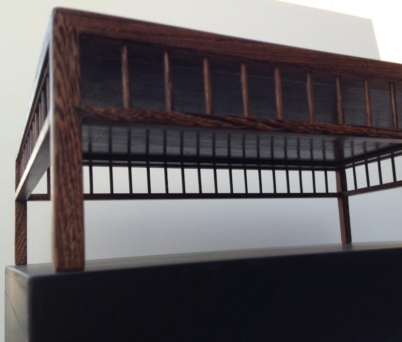Wenge bonsai table Img_4215