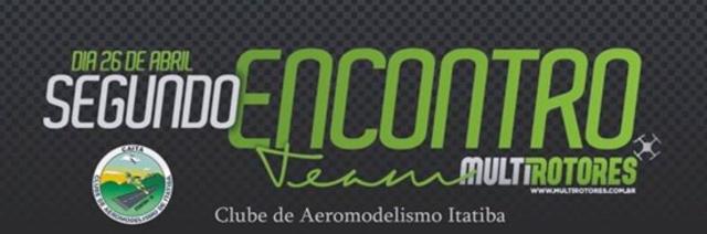 2° Encontro de Multirotores. 26/04/2014 Logo_m11