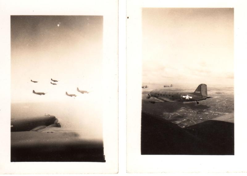 T/Sgt Paul G. Sattler C-47s_10