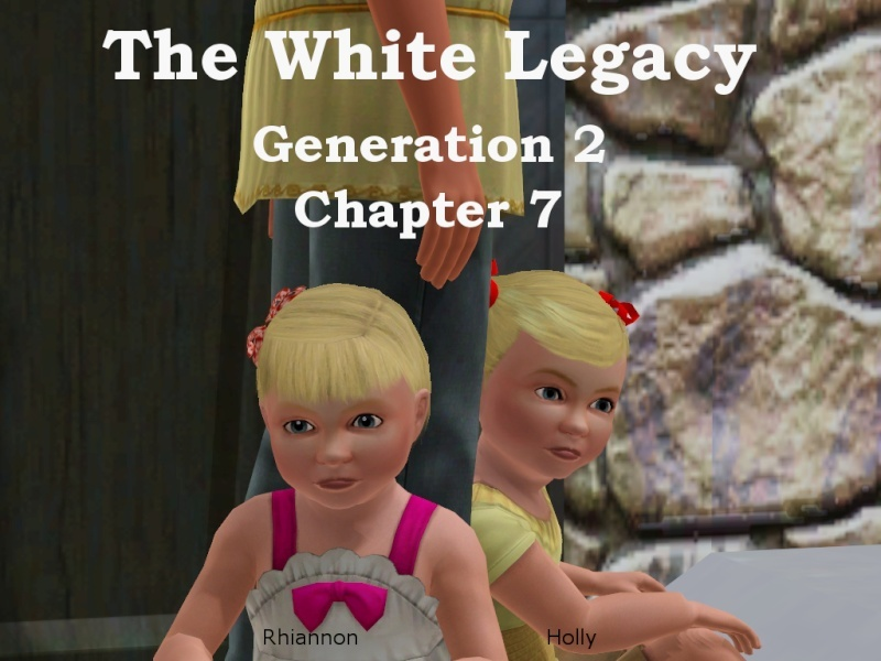 The White Legacy 100 Girls Challenge Title10
