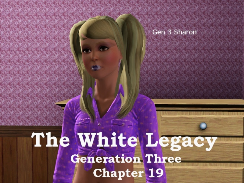 The White Legacy 100 Girls Challenge Title_16