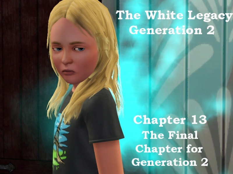 The White Legacy 100 Girls Challenge Titlep11