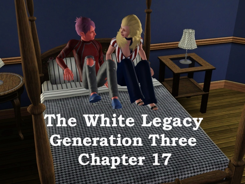 The White Legacy 100 Girls Challenge Titlep12
