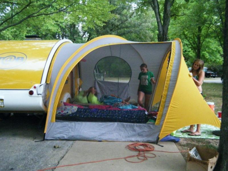 Tente Thermarest et PahaQue pour T@B  75435810