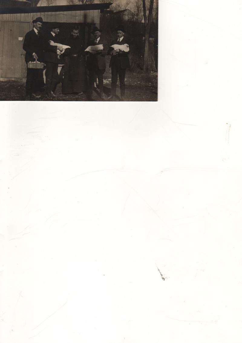 Photos du père Wilfred, Chantecler Trappe d'oka, Début 1900. Spacia10