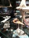 [Bilder] Borg Tactical Cube, Gorn ship, Romulan Scimitar, Vulcan D'kyr class, Tholian ship, Vidiian Tholia10