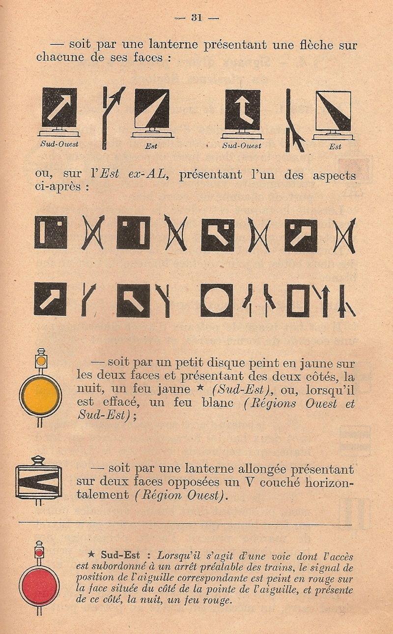 Titre I - Signaux de 1951 3110
