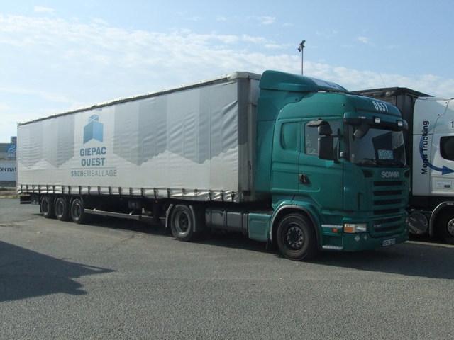 Parcs transporteurs routiers 37187010