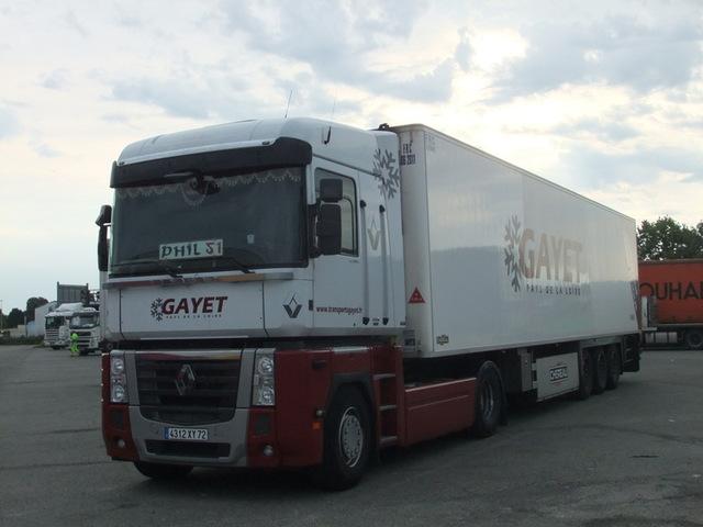 Parcs transporteurs routiers 99255510
