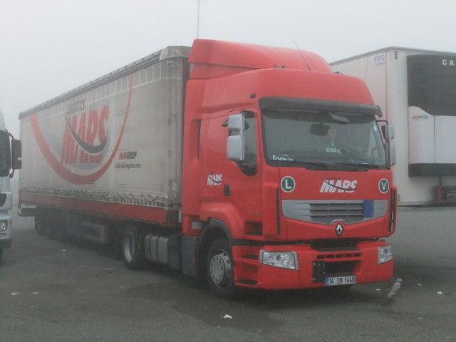 Parcs transporteurs routiers L1700910