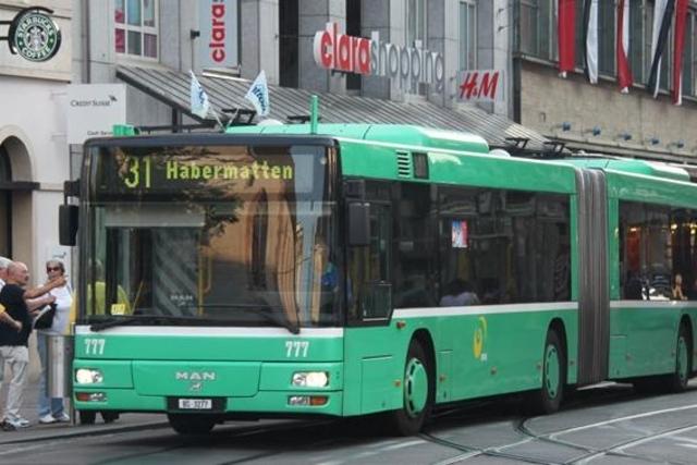 [BS] Canton de Bâle-Ville (Basel-Stadt) Topele11