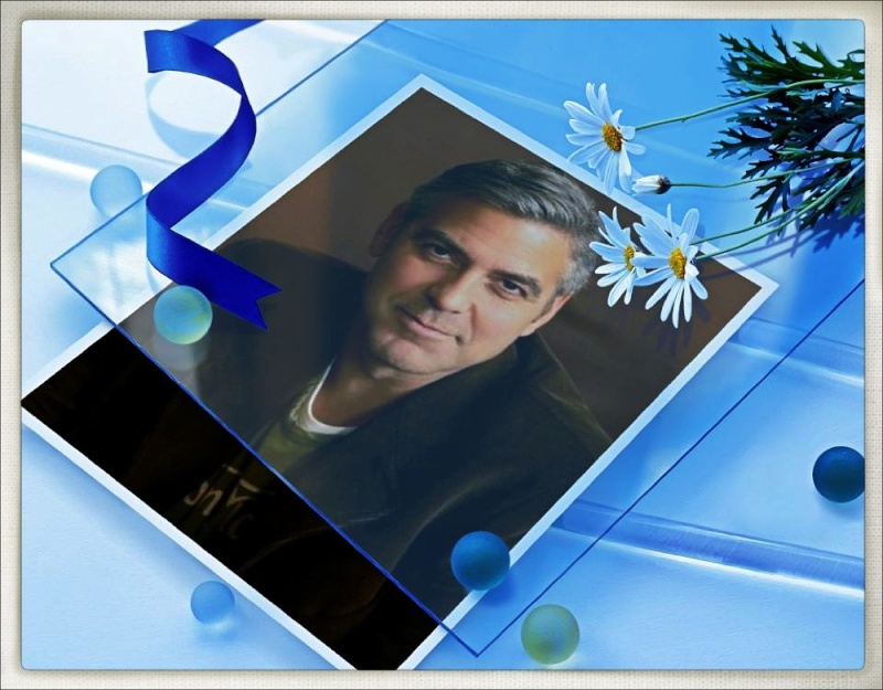 George Clooney George Clooney George Clooney! Img_0118