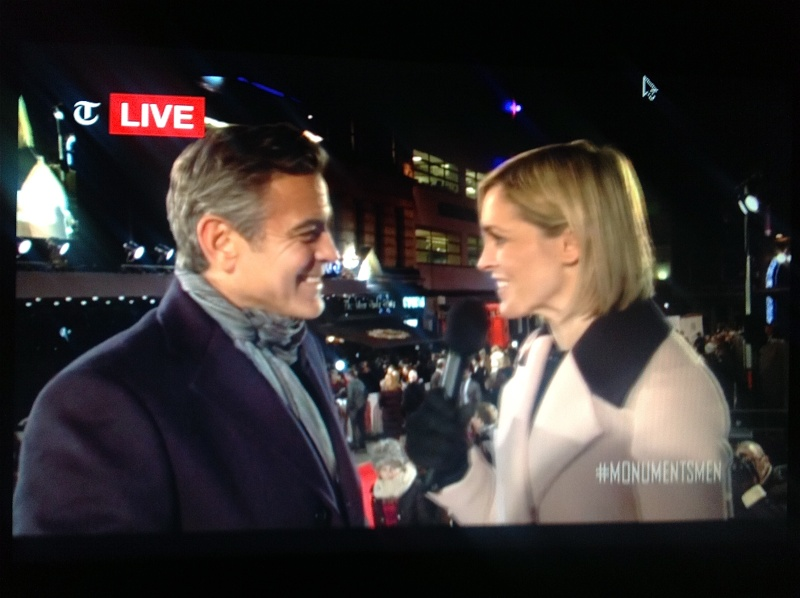George Clooney at the UK Premiere of Monuments Men, red carpet - Page 2 Img_0613