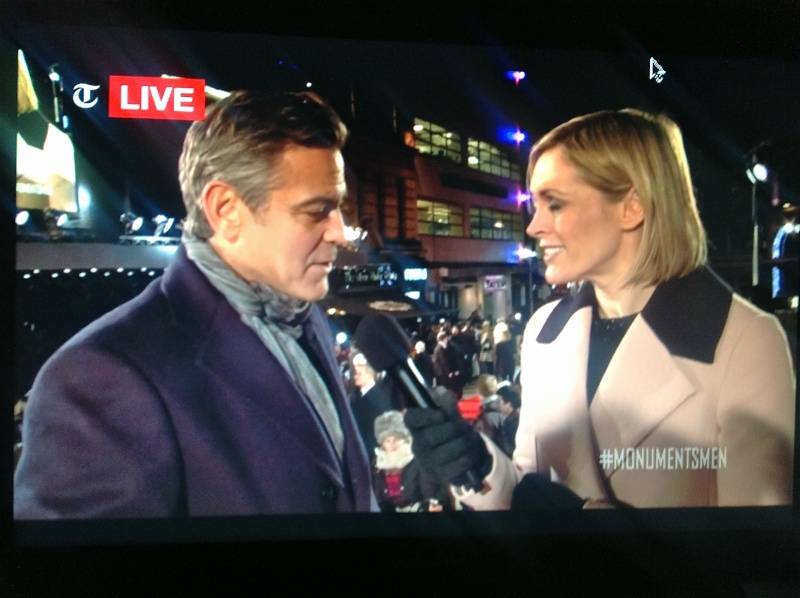 George Clooney at the UK Premiere of Monuments Men, red carpet - Page 2 Img_0614