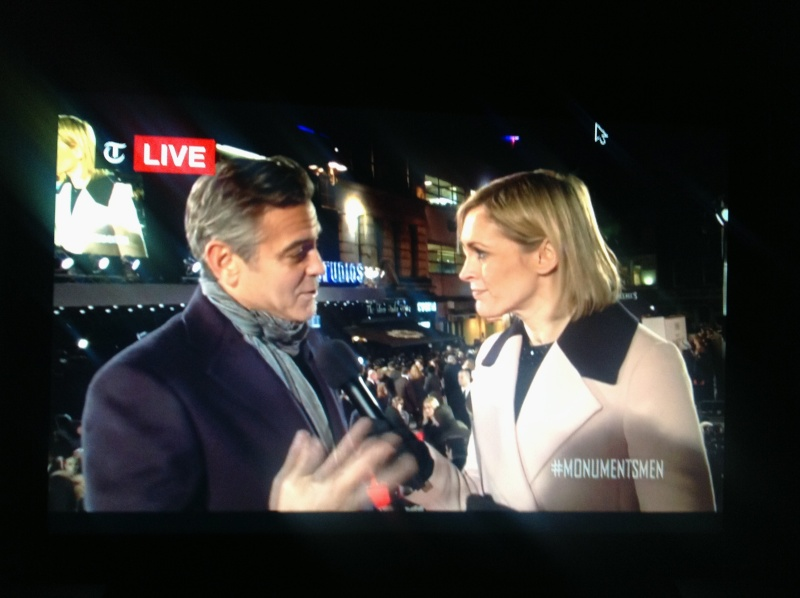 George Clooney at the UK Premiere of Monuments Men, red carpet - Page 2 Img_0615
