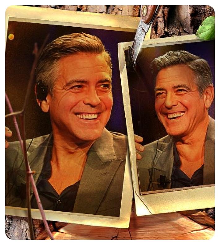 George Clooney George Clooney George Clooney! Img_0721