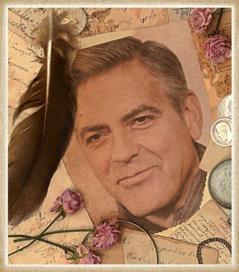 George Clooney George Clooney George Clooney! Img_0722