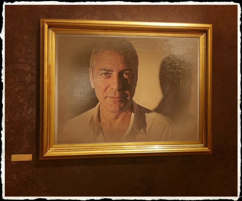 George Clooney George Clooney George Clooney! Img_1020
