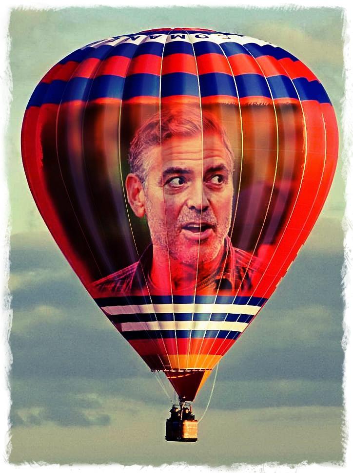 George Clooney George Clooney George Clooney! Img_1021