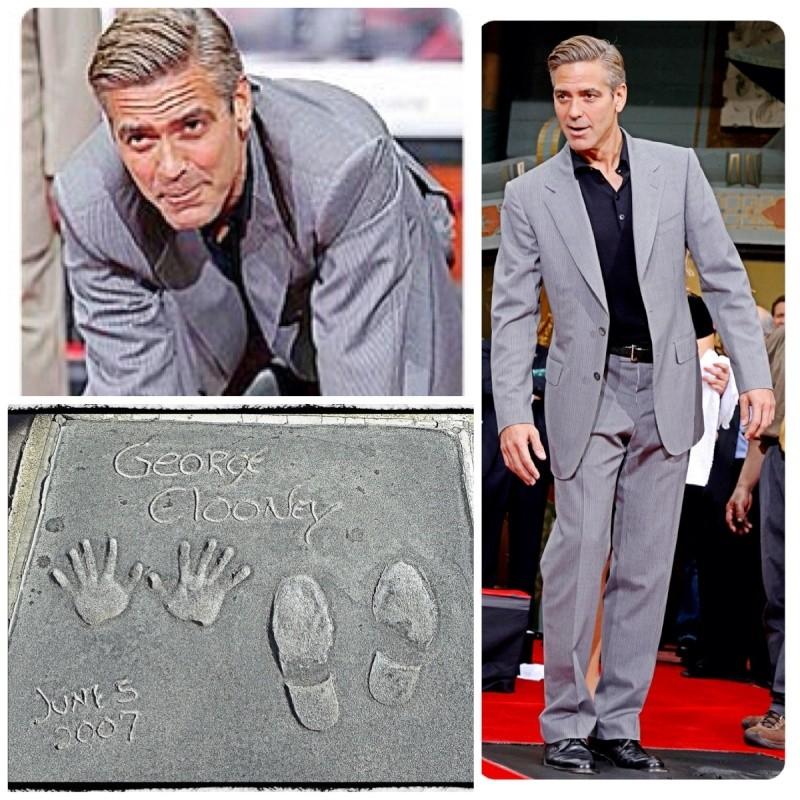 George Clooney George Clooney George Clooney! Img_1420