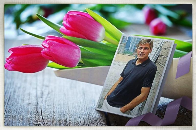 George Clooney George Clooney George Clooney! - Page 17 Img_1914