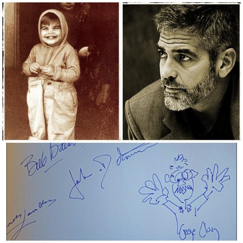 George Clooney George Clooney George Clooney! - Page 19 Img_2116