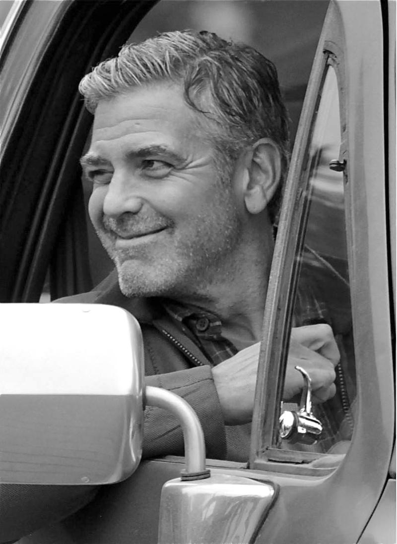 George Clooney George Clooney George Clooney! Img_7312