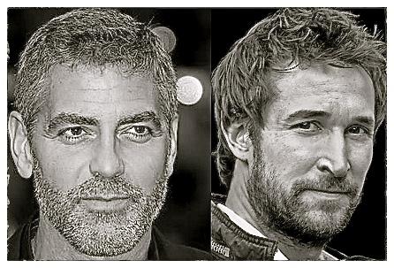 George Clooney George Clooney George Clooney! Img_8818