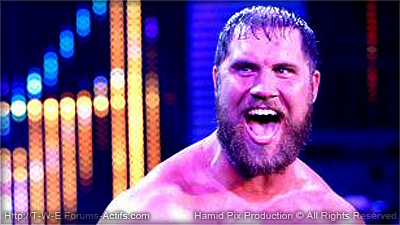 Show WWE Univers - Storyline  Curtis10