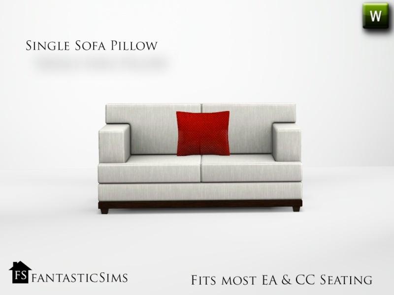 FS Sofa Cushion Single Fs_sof10