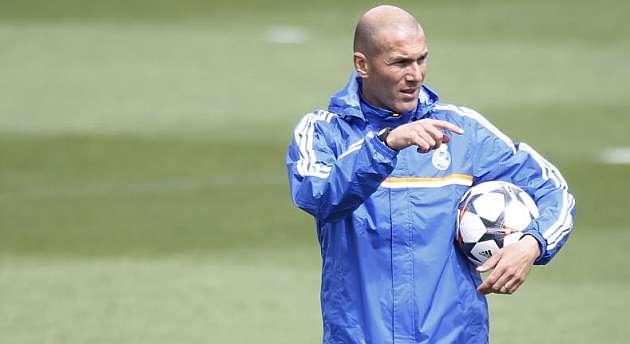 Sacré deux! Zidane could raid Real staff for Bordeaux Zizou10