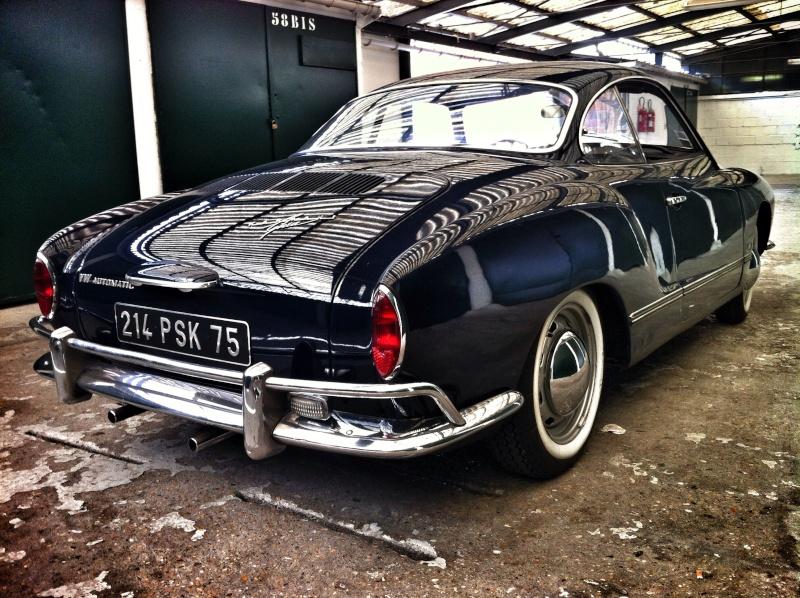 Karmann de 1968 210