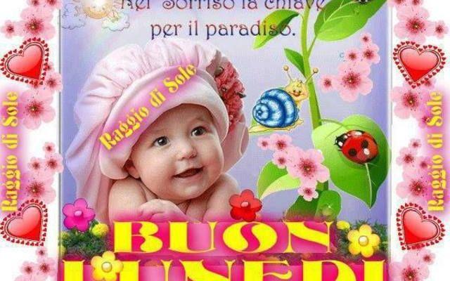 LUNEDI 12 MAGGIO SALUTIAMOCI IN QUESTA SEZIONE 542_1210
