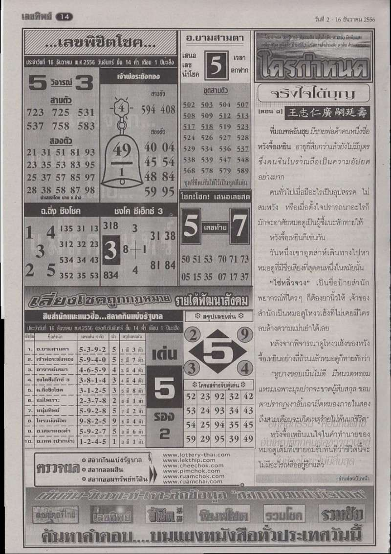 first papers 16-12-2013 Lektip36