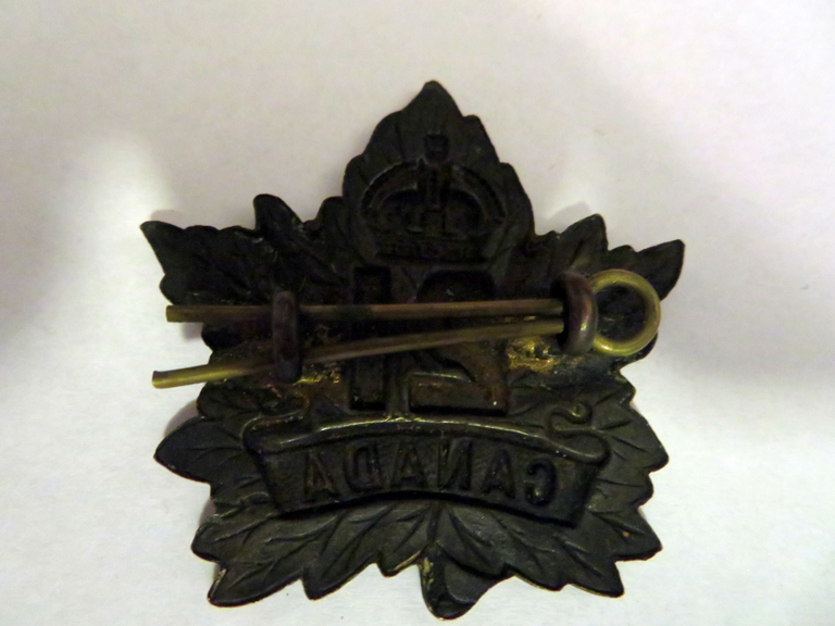 WW1 Cap badge Img_0120