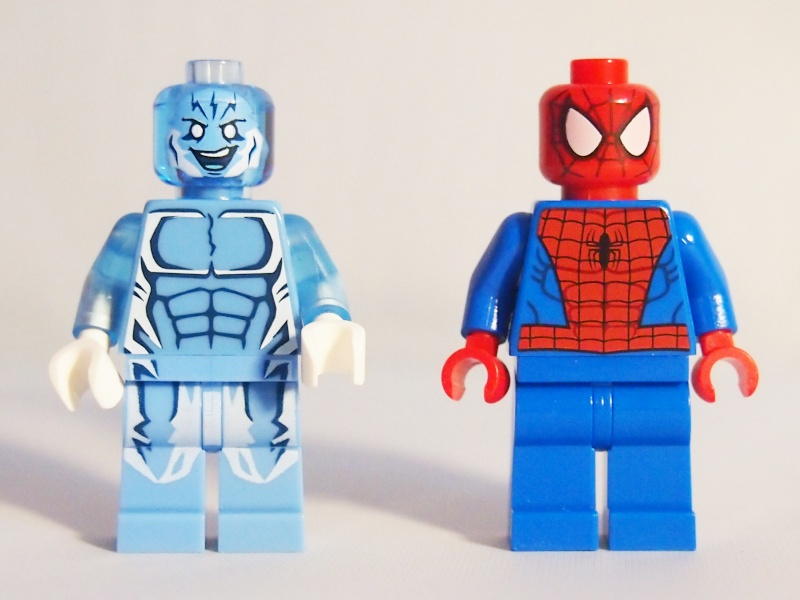 Review of 76014 Spider-Trike Vs Electro 510