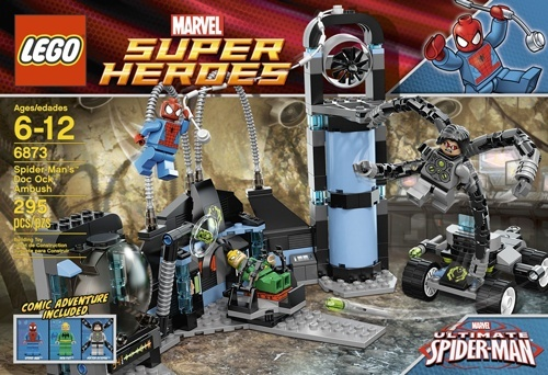 Review of 76014 Spider-Trike Vs Electro 6873_510