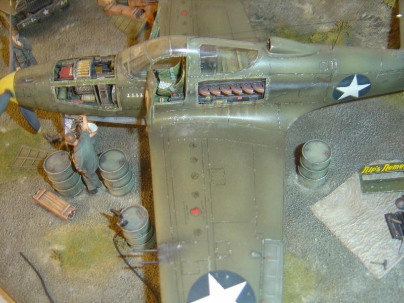 P39 D airacobra 1/32 Dsc04314