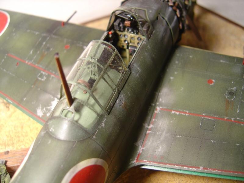 diorama 1/32 Mitsubishi A6M5 Zero tamiya Dsc04512