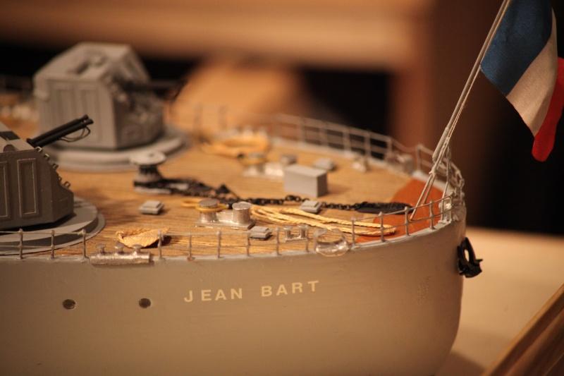 """Le """"JEAN BART"""" 1/100 full scratch de Fabrice: 2m48 ! (à voir dans : VOS REALISATIONS) Img_1010"""