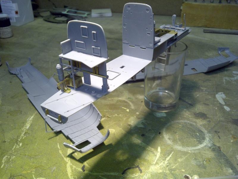 P-61  BLACK WIDOW / HOBBY BOSS 1/32 ( diorama ) Saint188