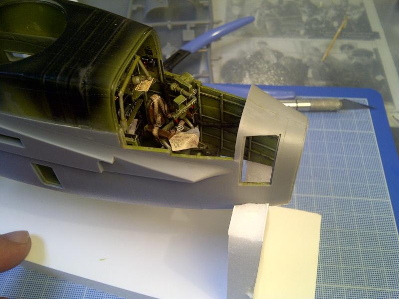 P-61  BLACK WIDOW / HOBBY BOSS 1/32 ( diorama ) Saint193
