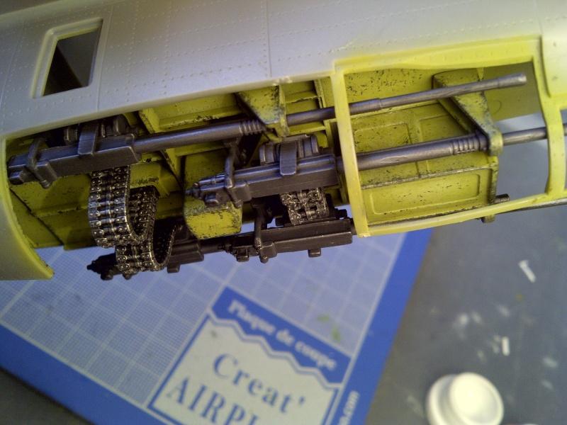 P-61  BLACK WIDOW / HOBBY BOSS 1/32 ( diorama ) Saint194