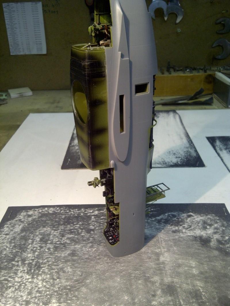 P-61  BLACK WIDOW / HOBBY BOSS 1/32 ( diorama ) Saint197