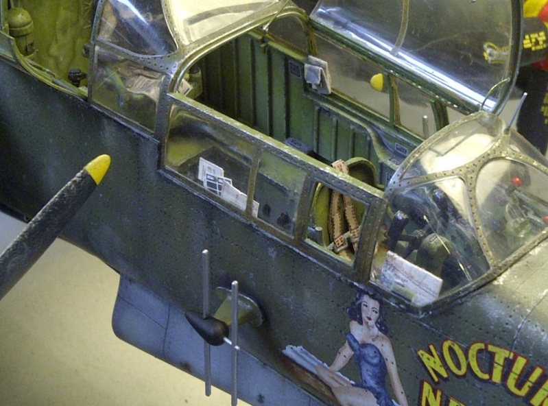 P-61  BLACK WIDOW / HOBBY BOSS 1/32 ( diorama ) - Page 2 Saint240