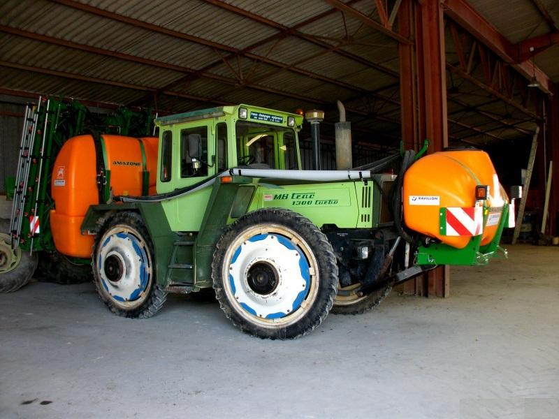 Unimog et MB Trac pour une utilisation agricole dans le monde  - Page 4 Mb_tra11