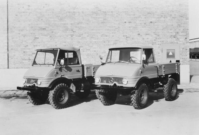 Petits tracteurs 4 roues motrices U_421_14