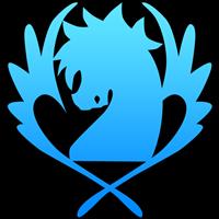 Blue Pégasus