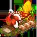 Dinde Blanche, Dinde Noire au Bourbon, Dinde Rouge, Dinde Noire, Dinde de Thanksgiving, Dinde de Noël => Viande de Dinde Bourbo10